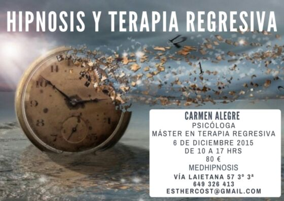 Hipnosis y terapia regresiva